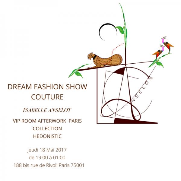 Fashion show affiche